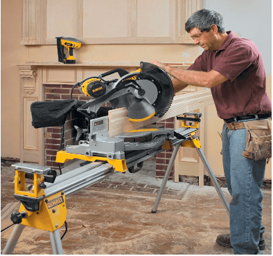 DEWALT DW716 15 Amp 12-Inch Double-Bevel Saw