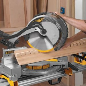 Difference between Single Bevel and Double Bevel Miter Saw