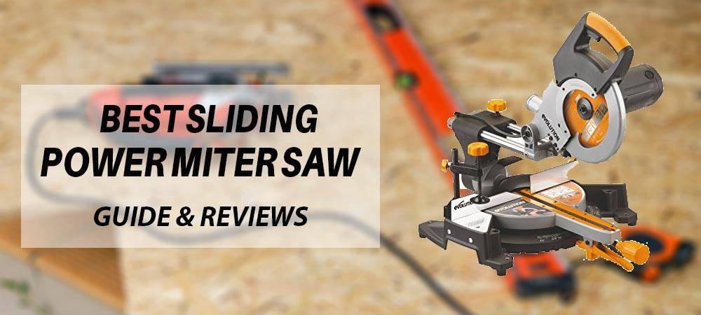 Best Sliding Power Miter Saws