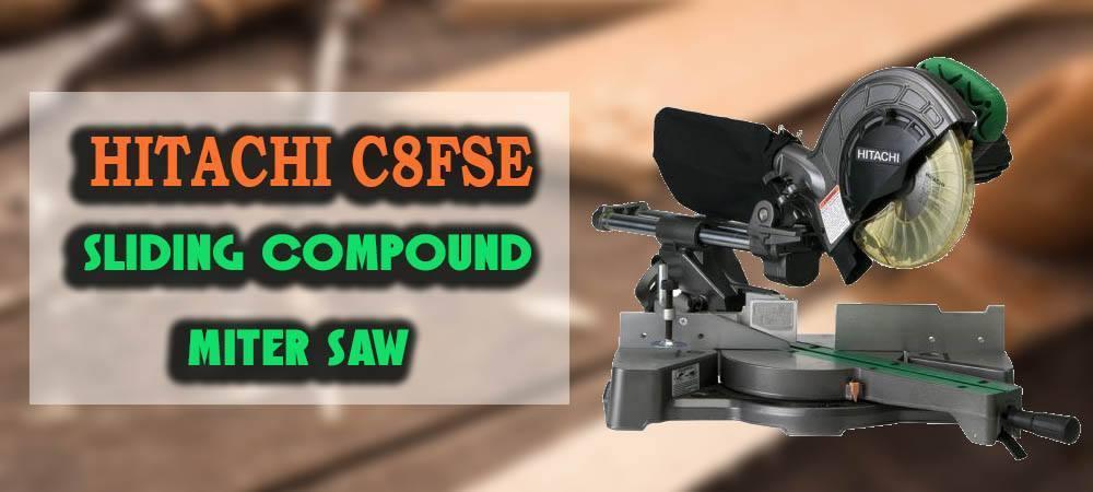 hitachi-c8fse-9-2-amp-8-12-inch-sliding-compound-miter-saw