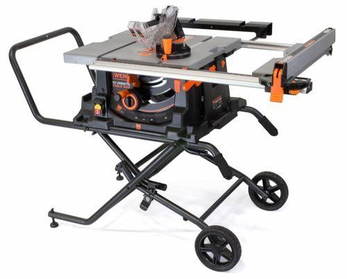 WEN 3720 Table Saw
