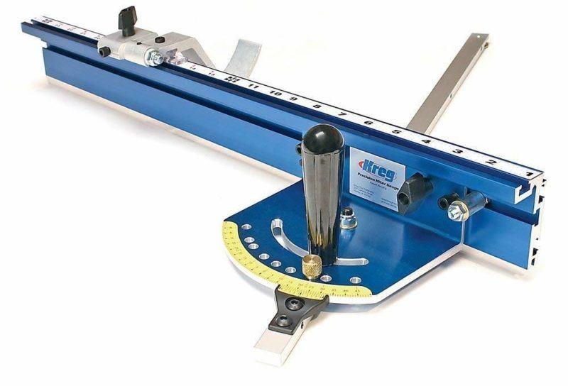 Kreg KMS7102 Table Saw Precision Miter Gauge