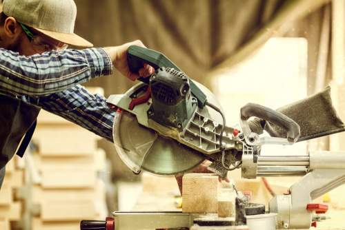 best miter saw for trim work